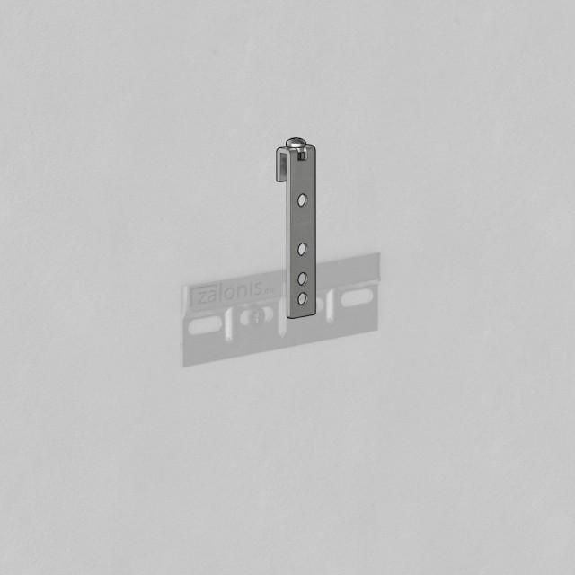 HANGING BRACKET 70x14 ADJUSTABLE